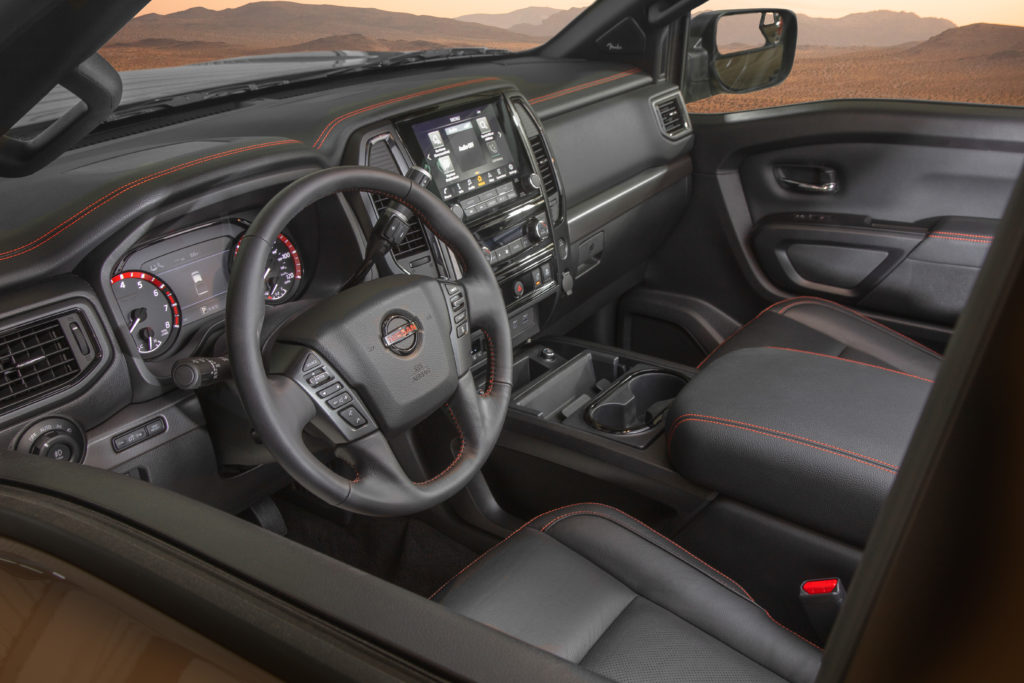 2020 Nissan Titan What You Need To Know The Canadian Truck King Challenge