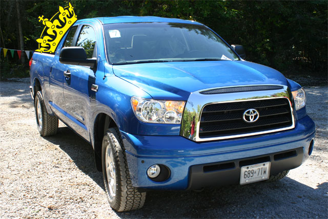 The Toyota Tundra: Overall Winner of the 2007 Canadian Truck King Challenge