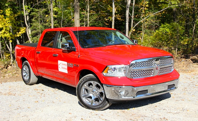The Ram EcoDiesel was the overall Truck King in 2015 and 2016!
