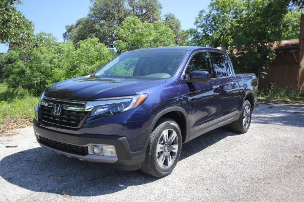 2017 Honda Ridgeline in Texas