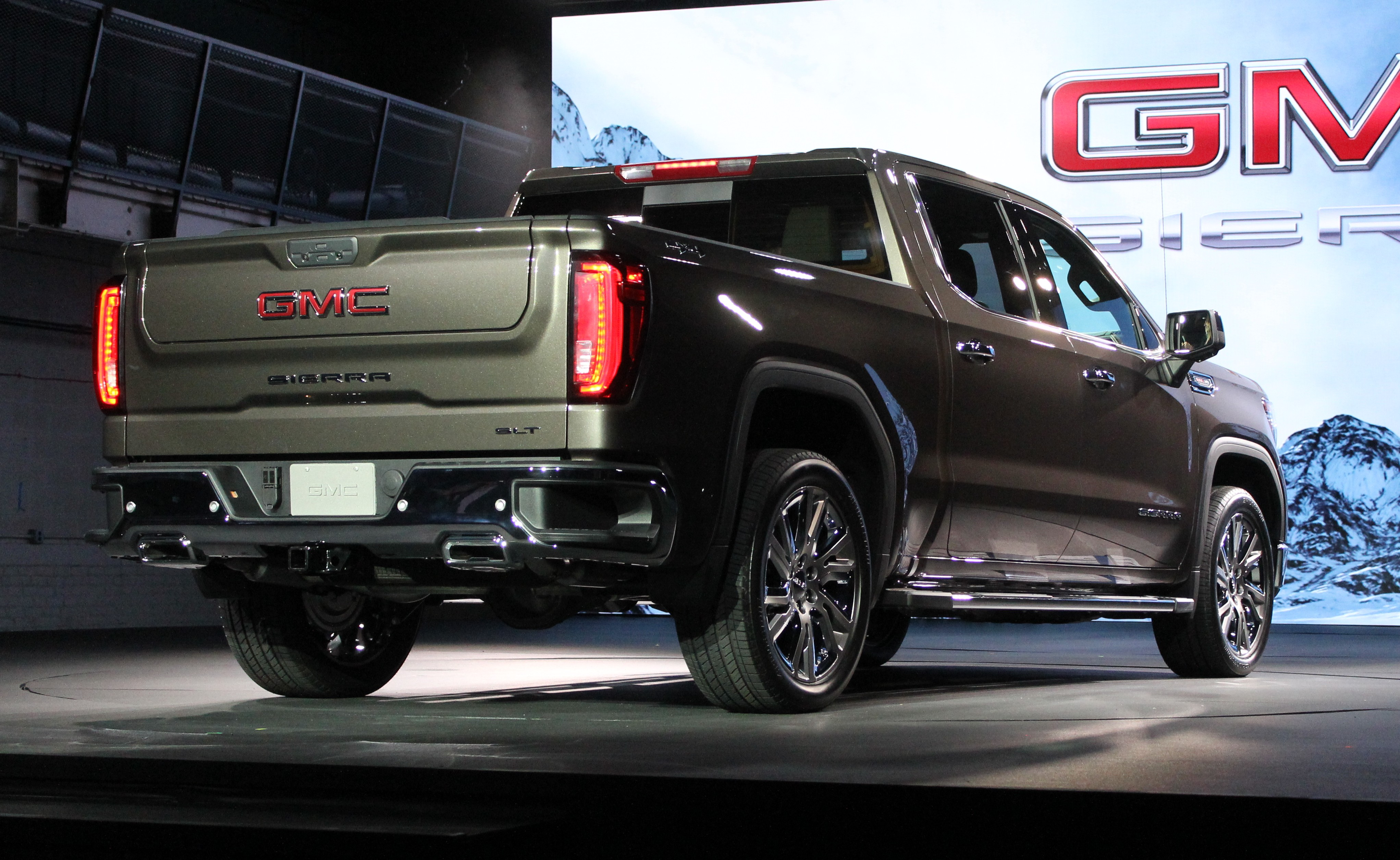 2019 GMC Sierra in Detroit 014