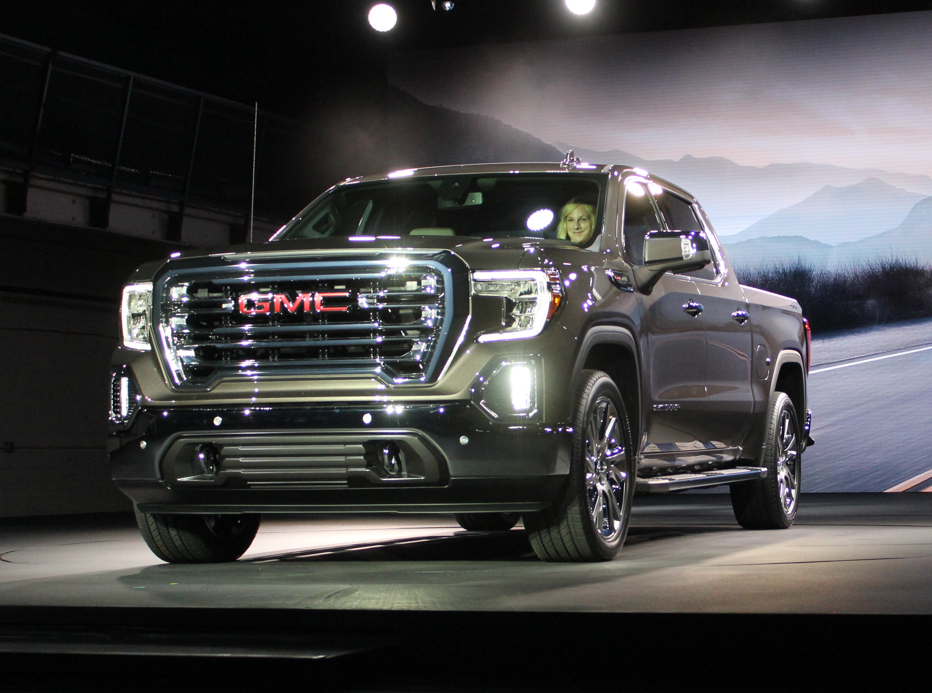 2019 GMC Sierra in Detroit 024