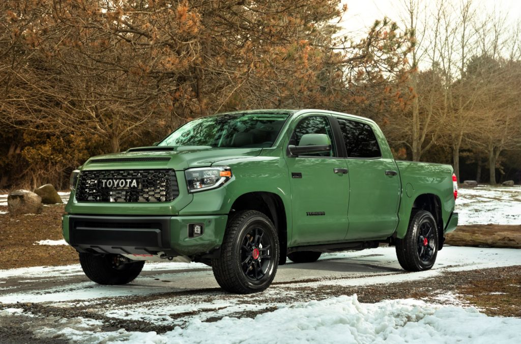 tundra toyota trd truck king tired tried true canadian