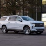 The 2021 Chevy Suburban has Arrived – Big Proportions and Diesel Power