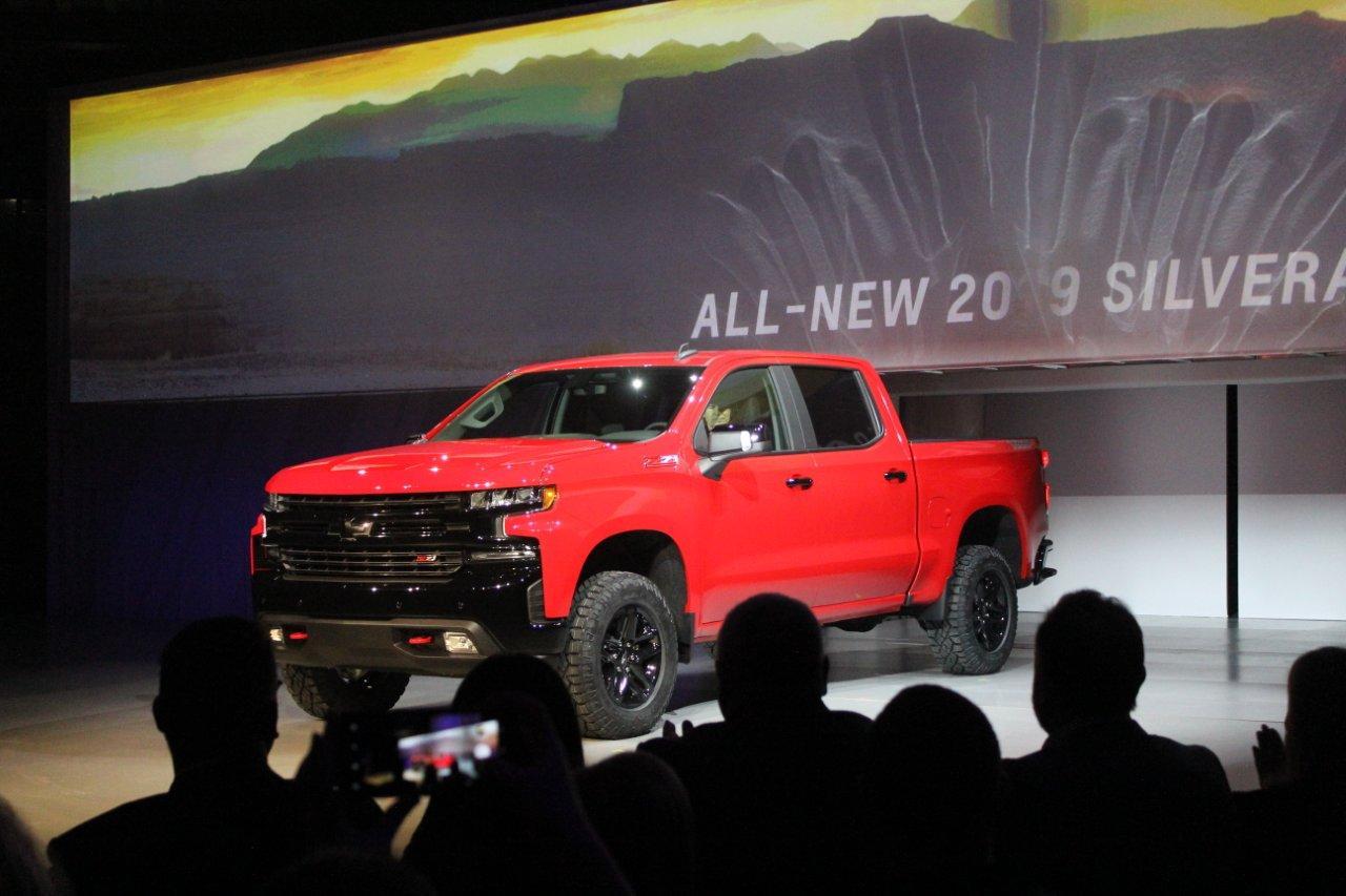 Detroit 2018 - new trucks 005