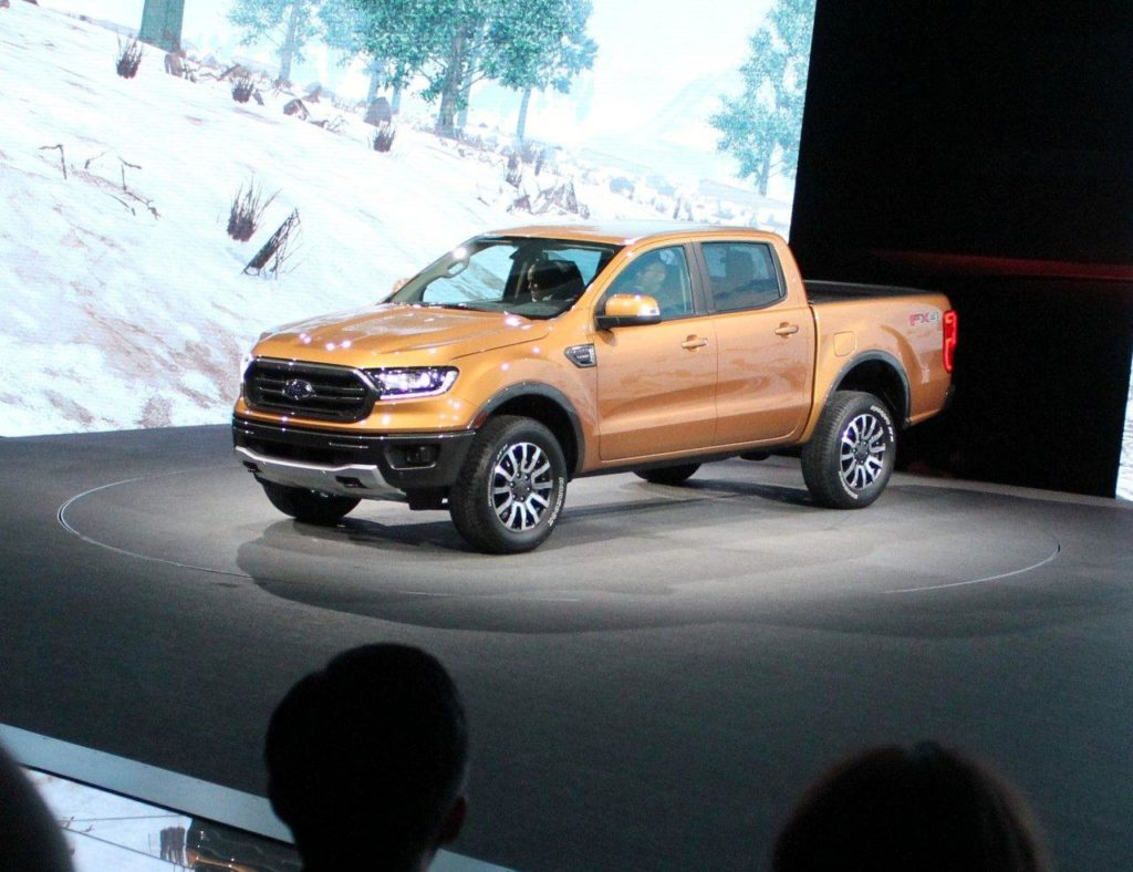 Truck Debuts Headline The Toronto Auto Show The Canadian - Toronto car show 2018