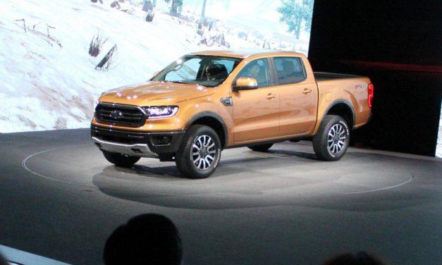 Truck Debuts Headline the 2018 Toronto Auto Show