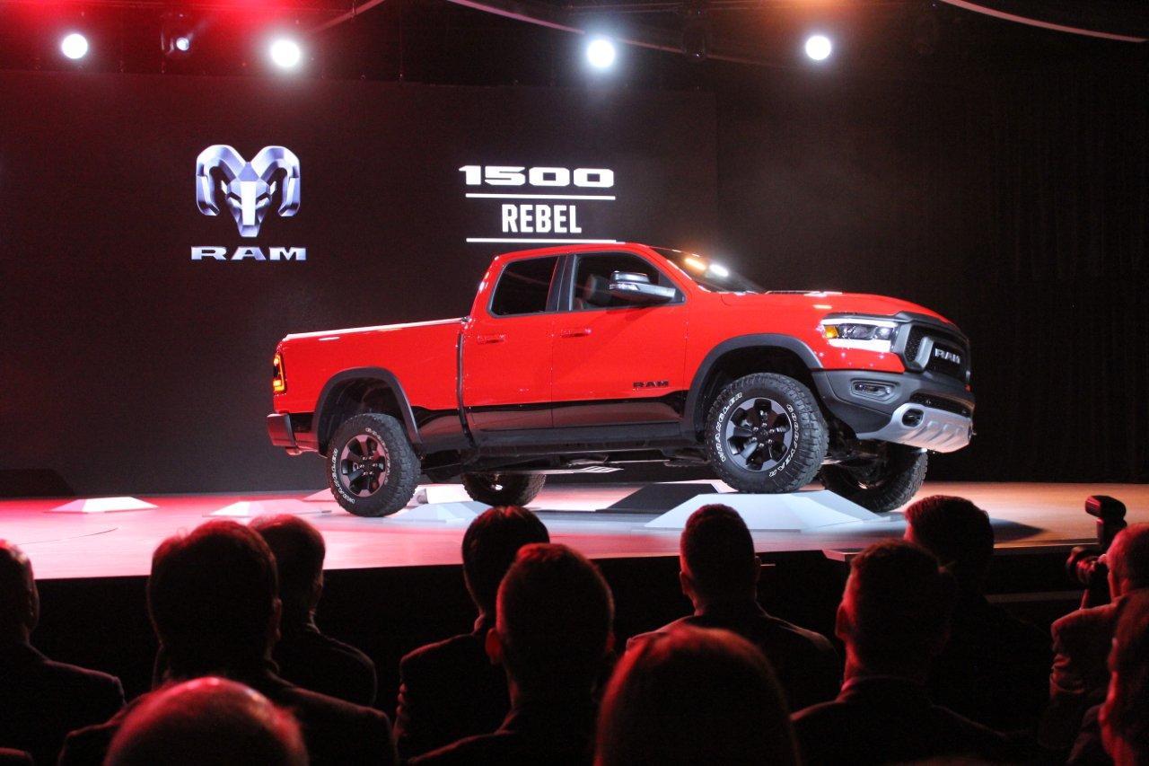 Detroit 2018 - new trucks 122