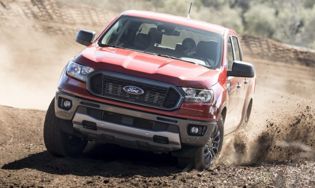 2019 Ford Ranger – First Drive